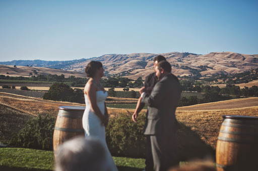 Capay vineyard wedding