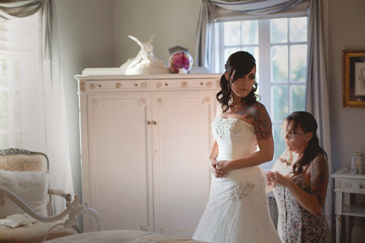 Grand Island Mansion Bridal Suite