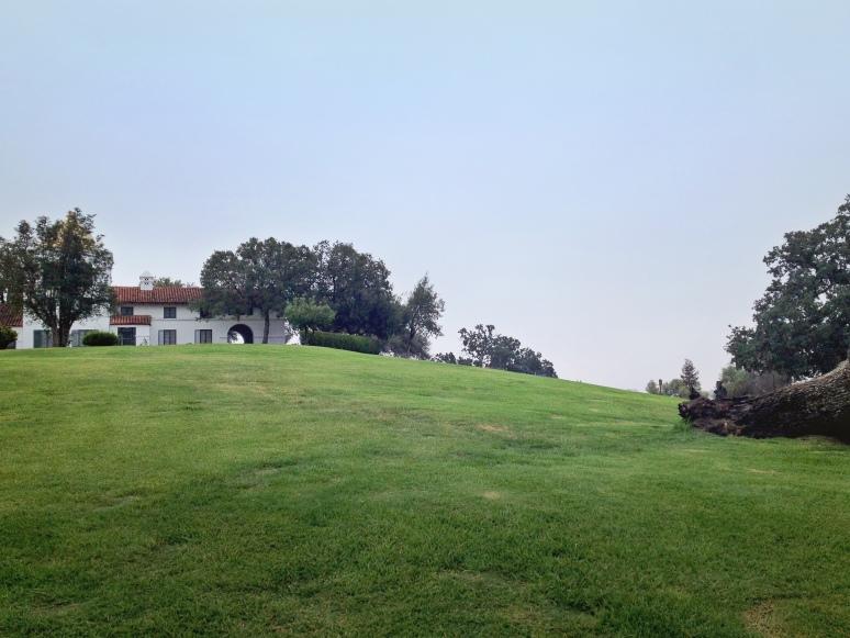 grassy hill at ft hunter liggett