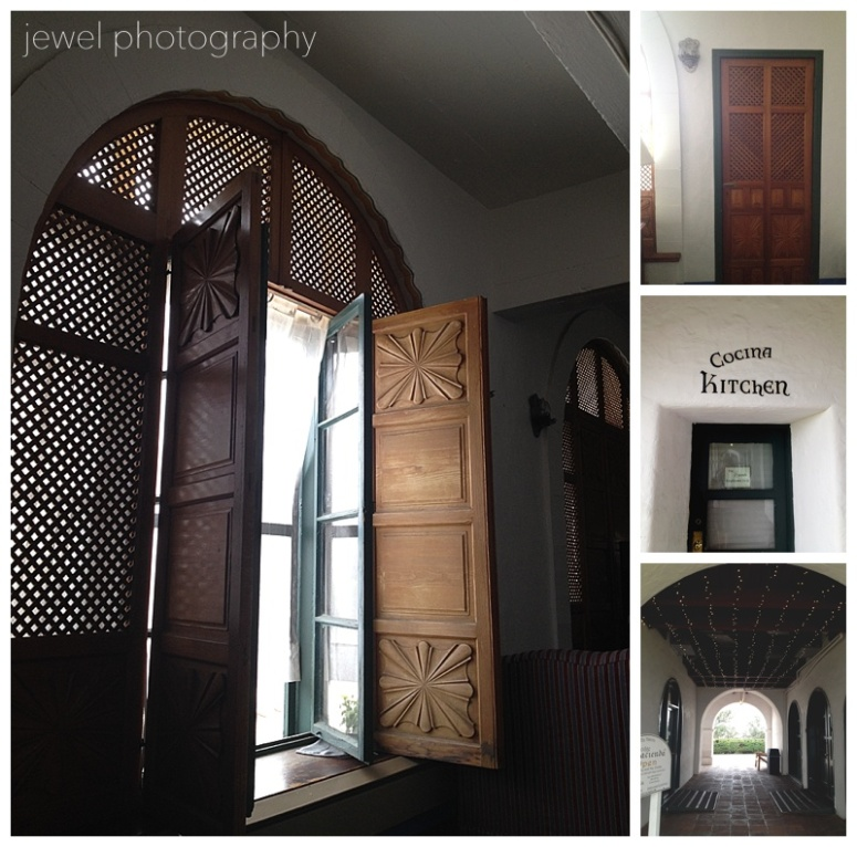 wood carved doors and windows