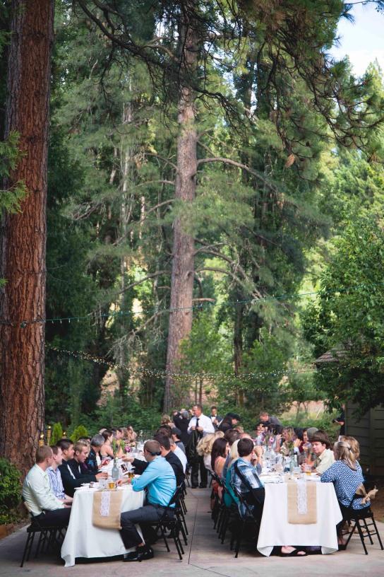 camino ca wedding
